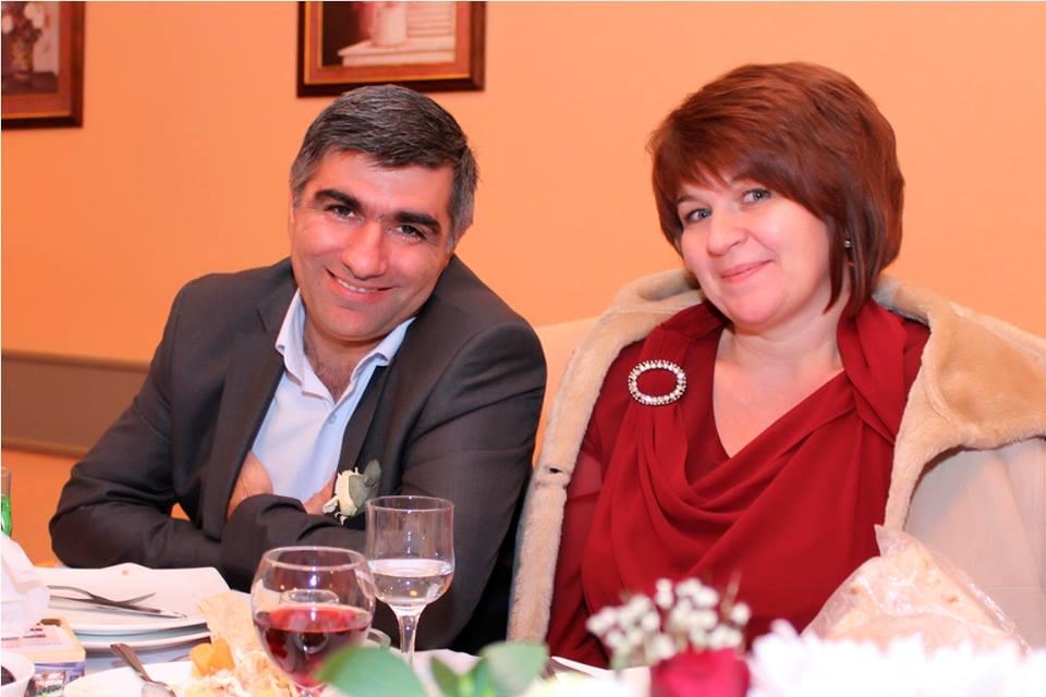 Artur and Larisa